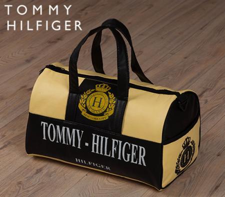 ساک ورزشی مدل  Tommy(زرد)