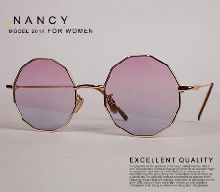 عینک آفتابی زنانه مدل Nancy (صورتی)