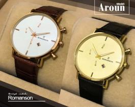 ساعت مچی Romanson مدلAroun