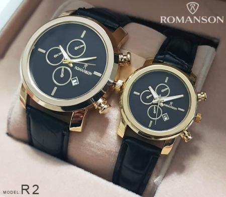 ست ساعت مچی Romanson مدل R2(مشکی)