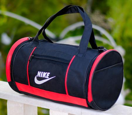 ساک ورزشی Nike مدل Pelina (مشکی قرمز)