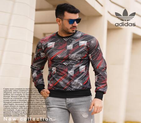 سویشرت مردانه Adidas مدل Charles