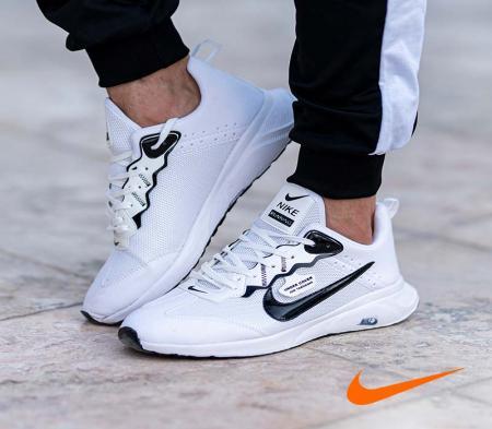 کفش مردانه Nike مدل COL (سفید)