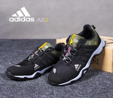 کفش مردانه adidad مدل Sosalo (مشکی سبز)